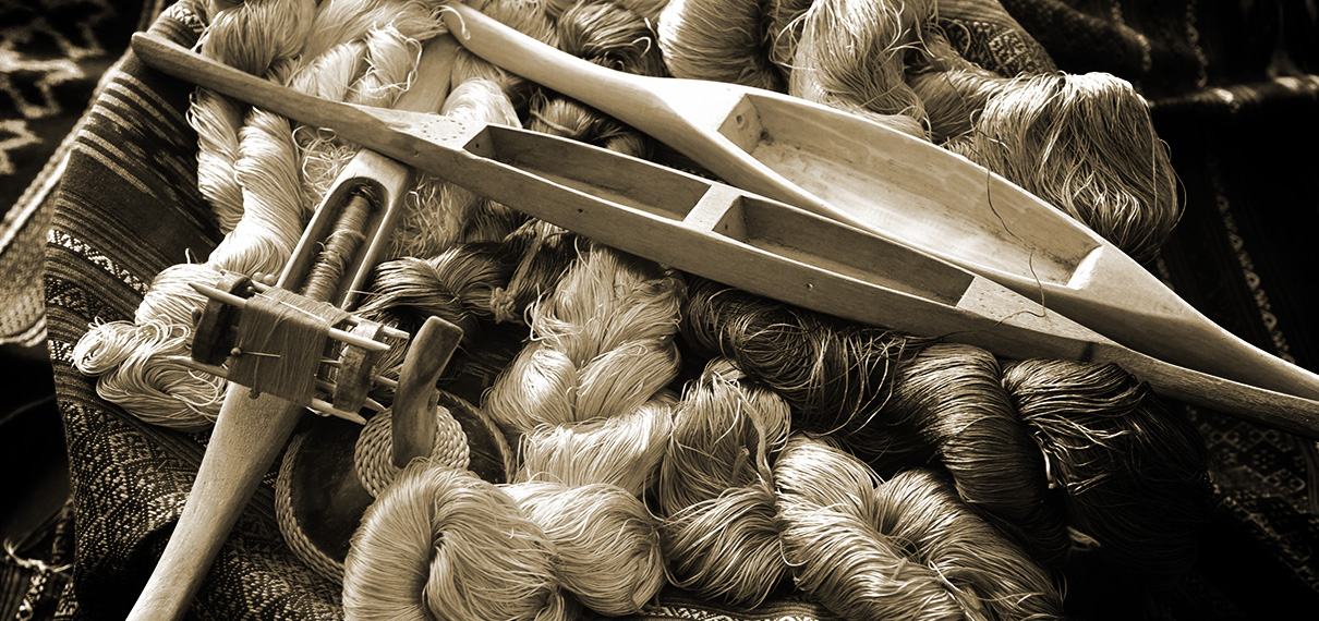 Heritage Irish Weaving - History Of Woven Crafts, Weaving in Ireland